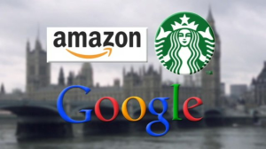 amazon starbuck google tax