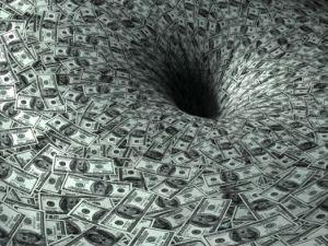money-wasted-black-hole